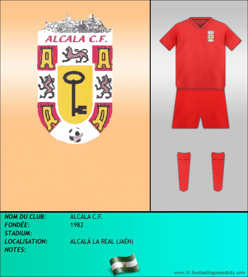 Logo de ALCALA C.F.