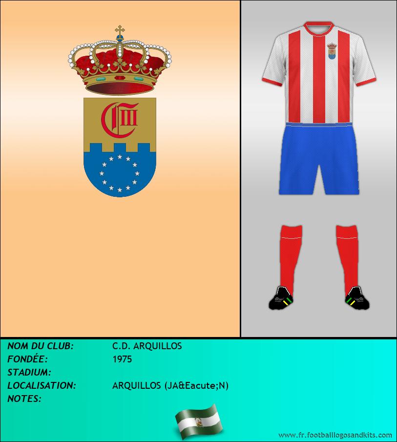 Logo de C.D. ARQUILLOS