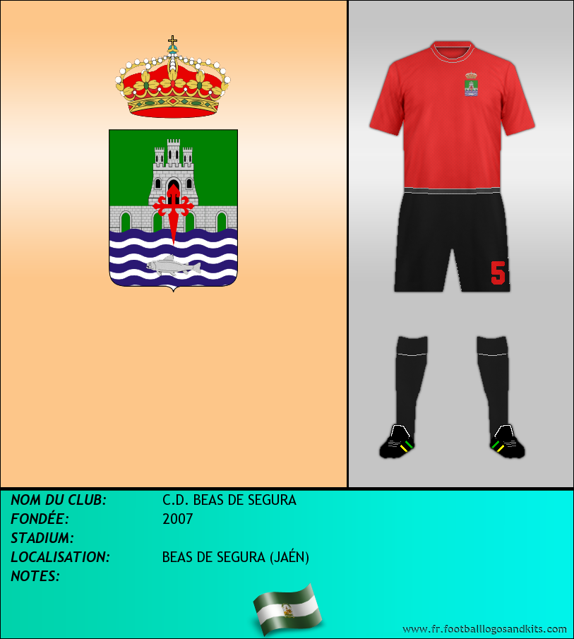 Logo de C.D. BEAS DE SEGURA
