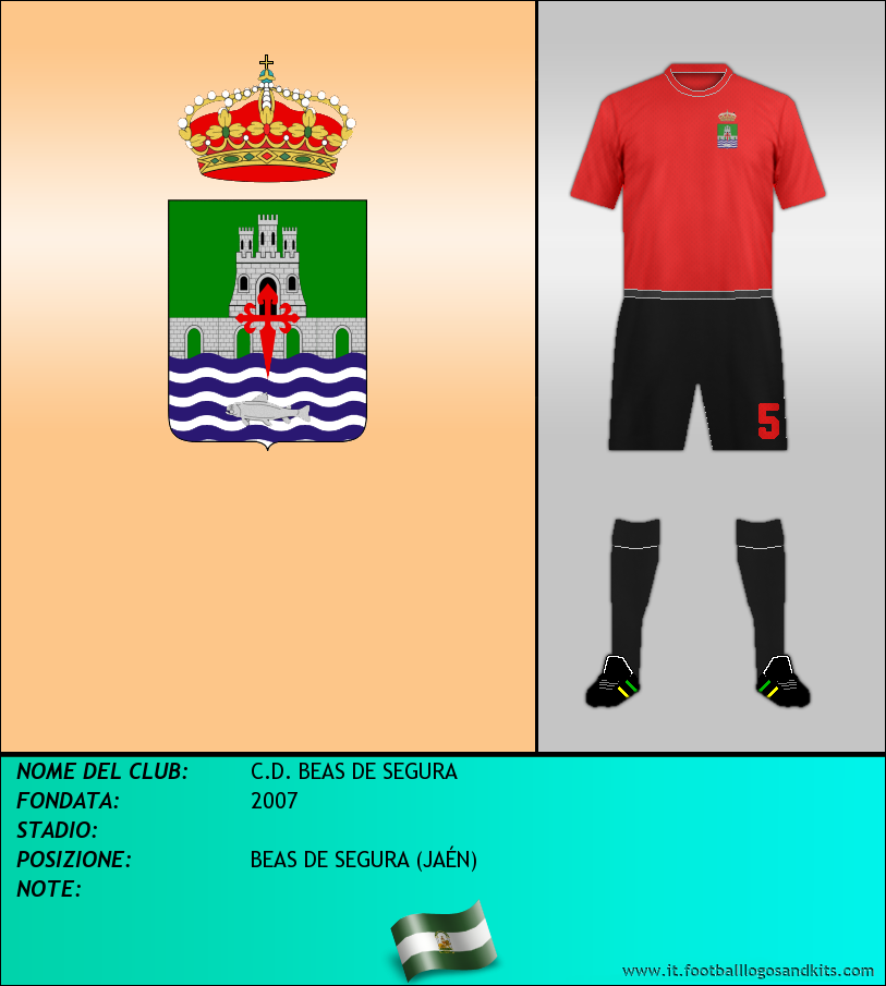 Logo di C.D. BEAS DE SEGURA