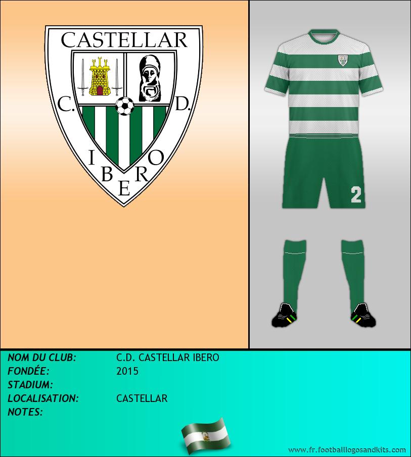 Logo de C.D. CASTELLAR IBERO