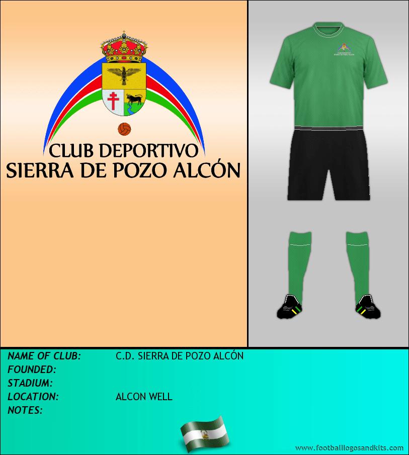 Logo of C.D. SIERRA DE POZO ALCÓN