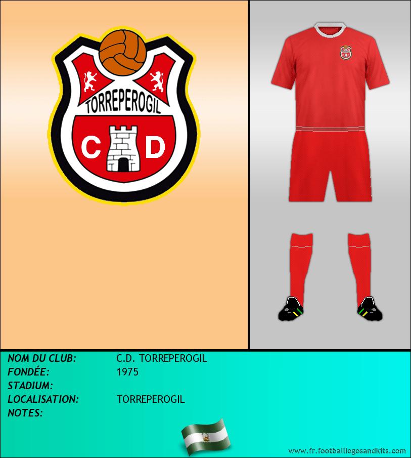 Logo de C.D. TORREPEROGIL