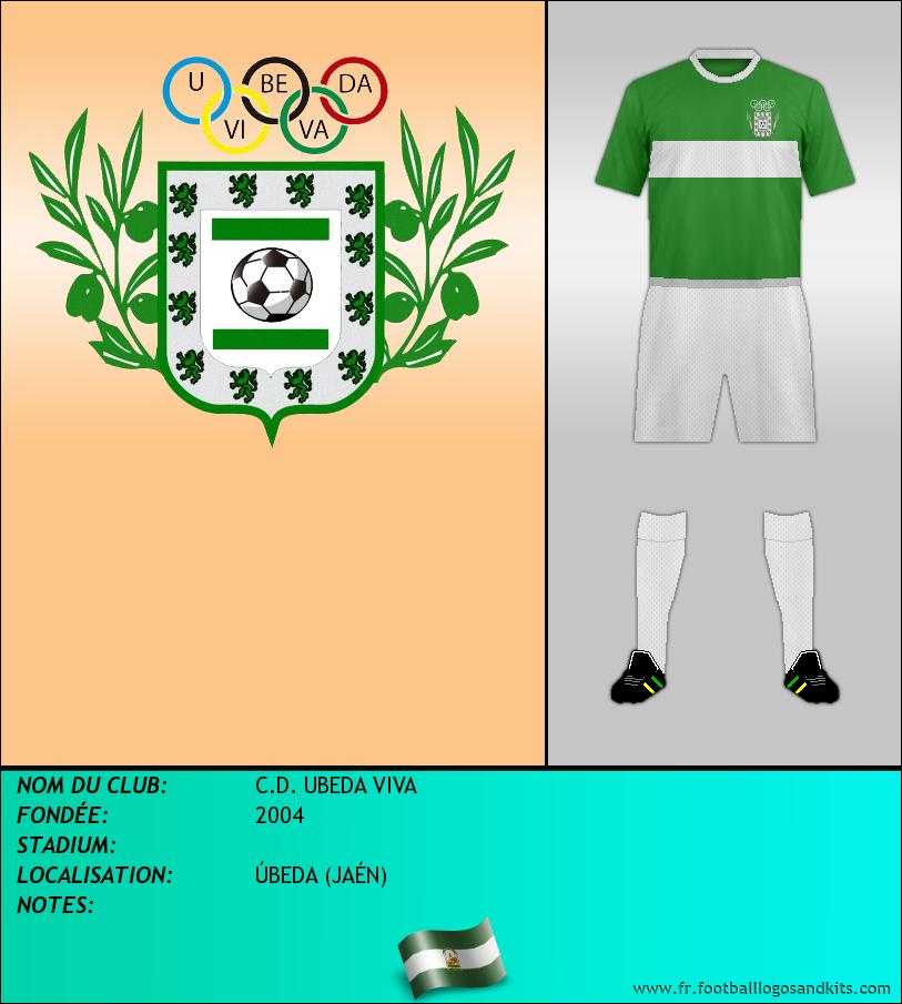 Logo de C.D. UBEDA VIVA