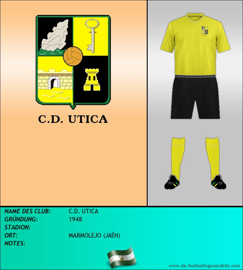 Logo C.D. UTICA