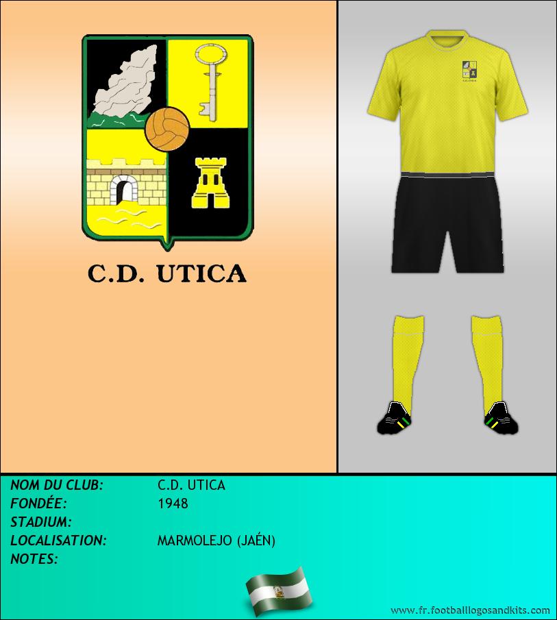 Logo de C.D. UTICA