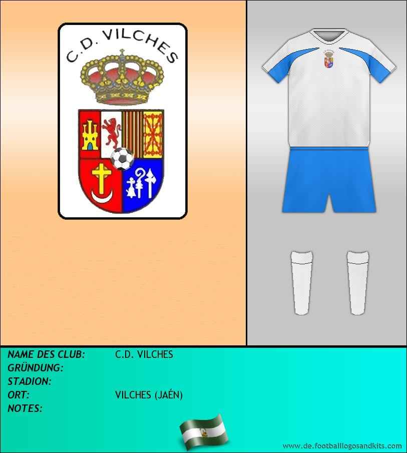 Logo C.D. VILCHES