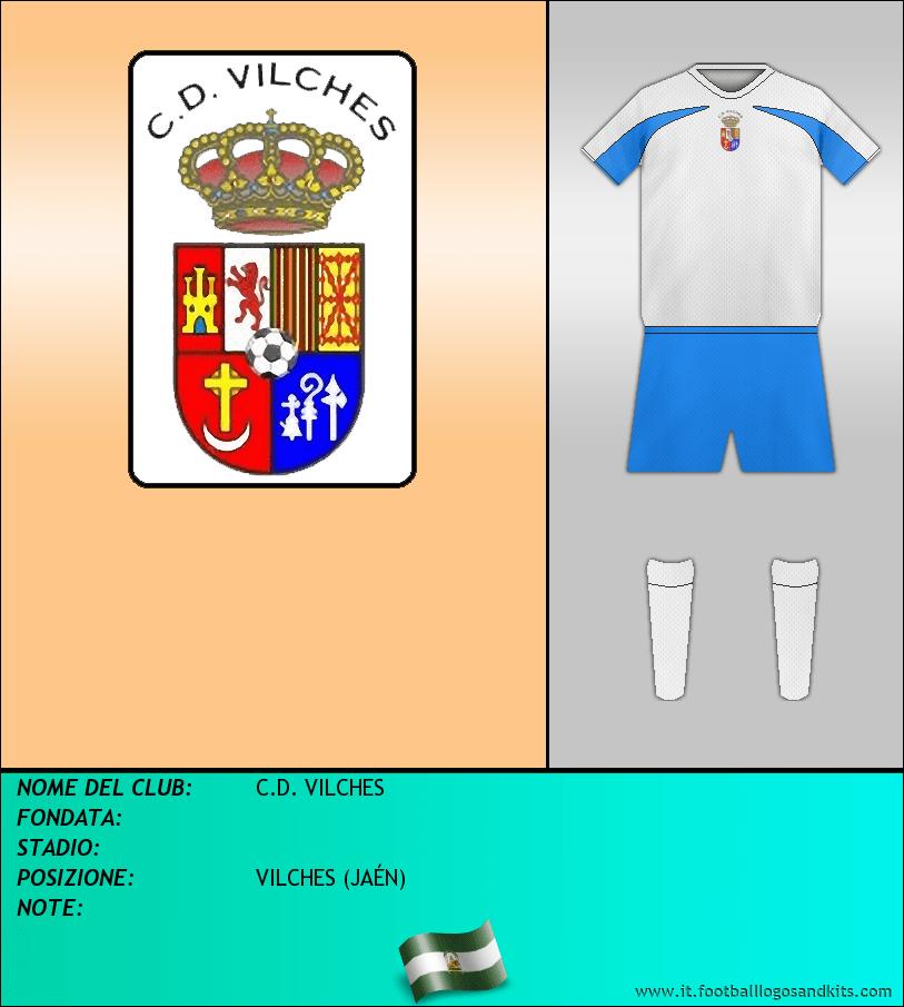 Logo di C.D. VILCHES