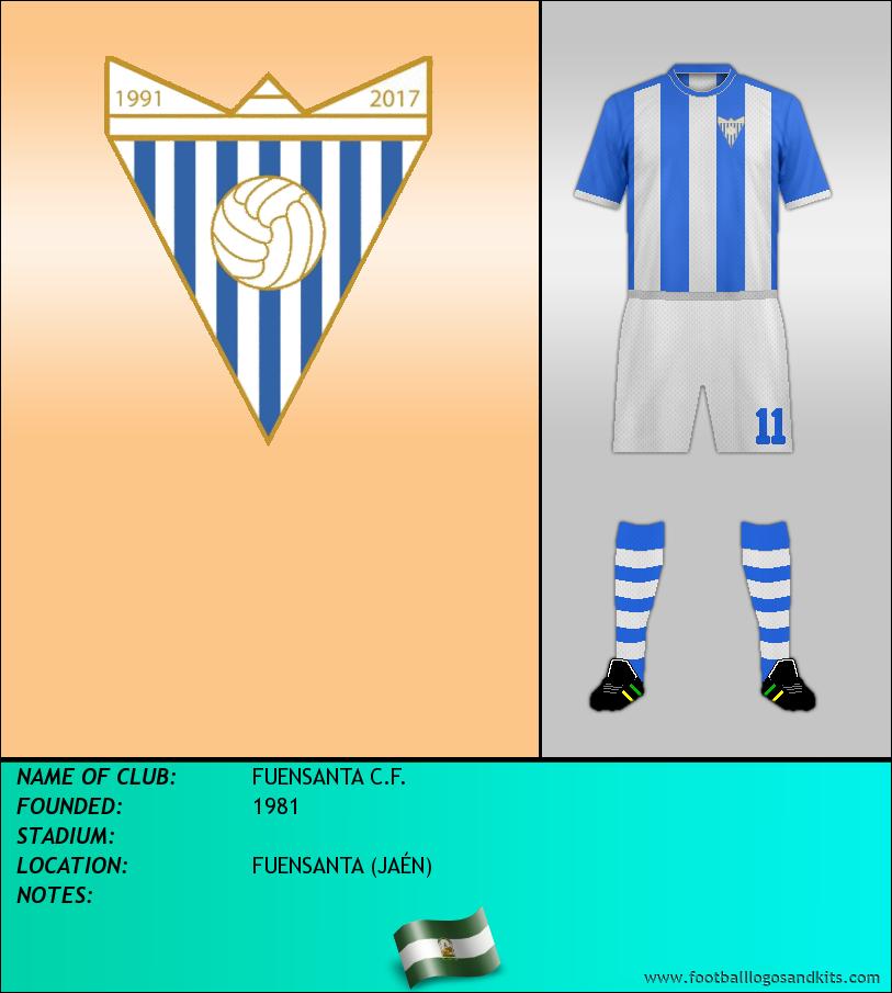 Logo of FUENSANTA C.F.