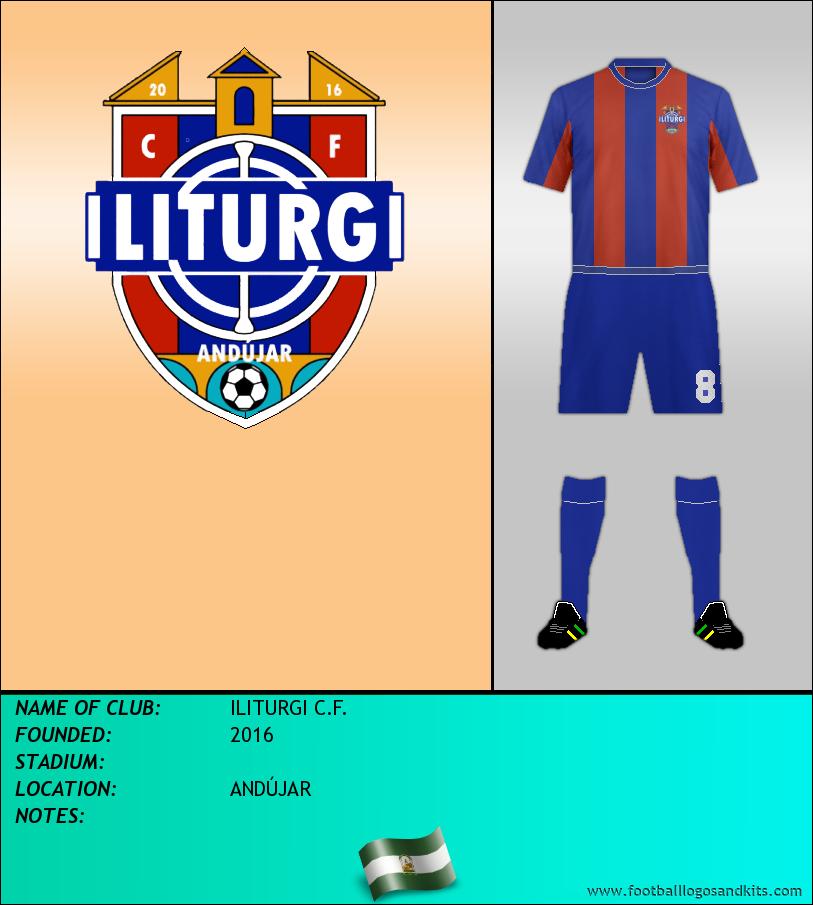 Logo of ILITURGI C.F.