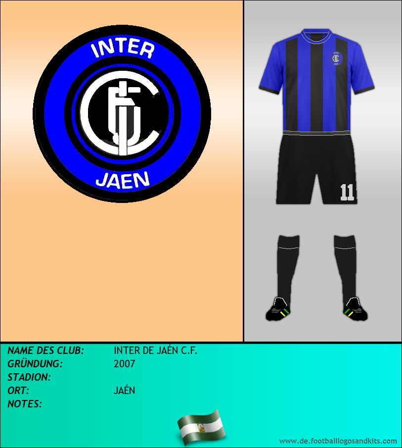 Logo INTER DE JAÉN C.F.