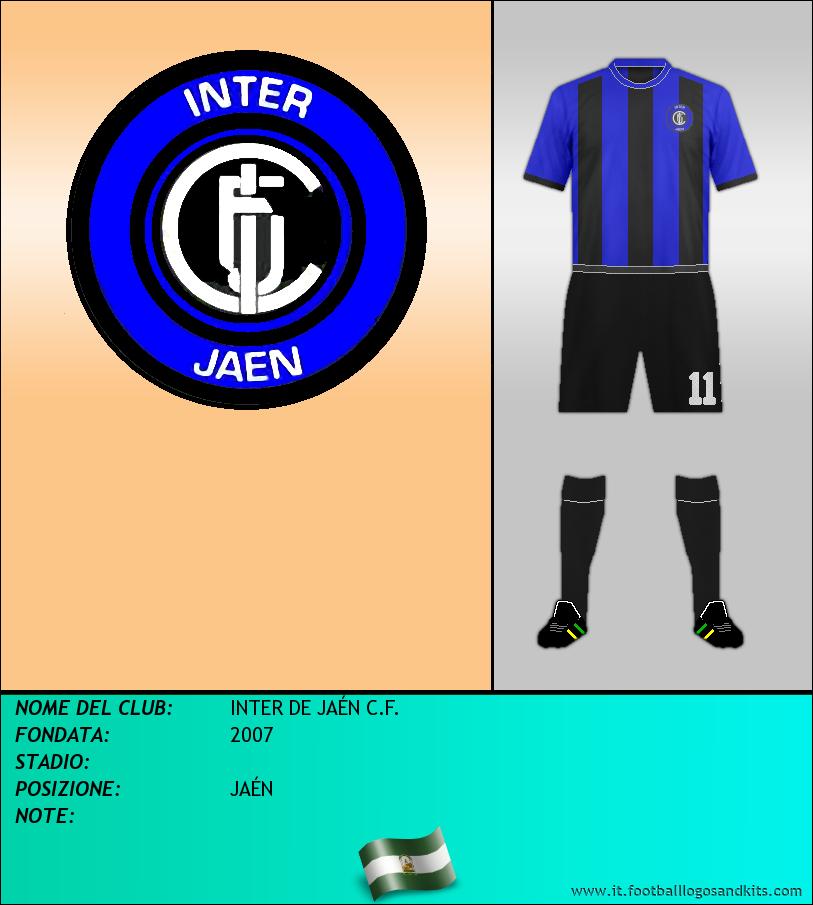 Logo di INTER DE JAÉN C.F.