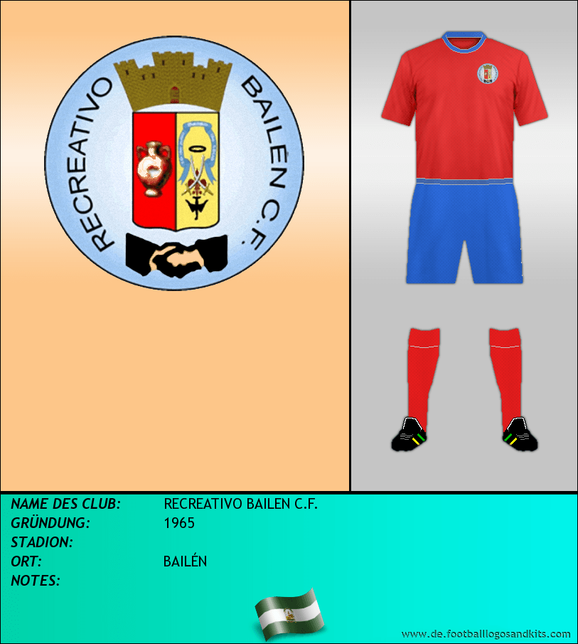 Logo RECREATIVO BAILEN C.F.