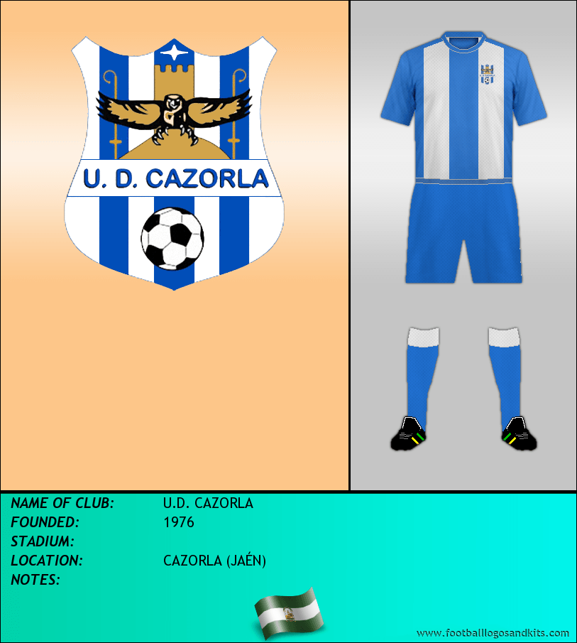 Logo of U.D. CAZORLA