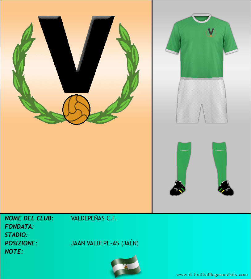 Logo di VALDEPEÑAS C.F.