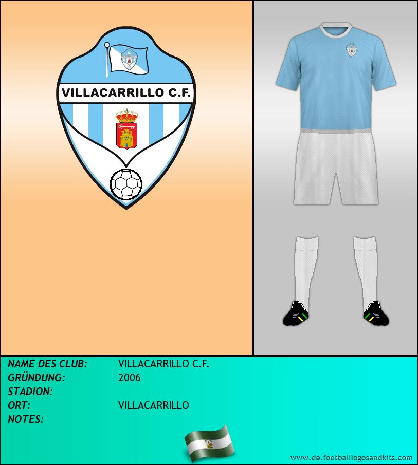 Logo VILLACARRILLO C.F.