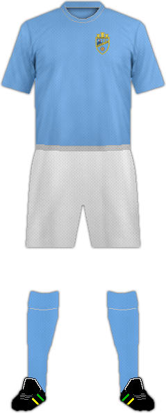 Kit ATHLETIC CLUB FUENGIROLA