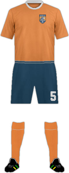 Kit MARBELLA UNITED F.C.