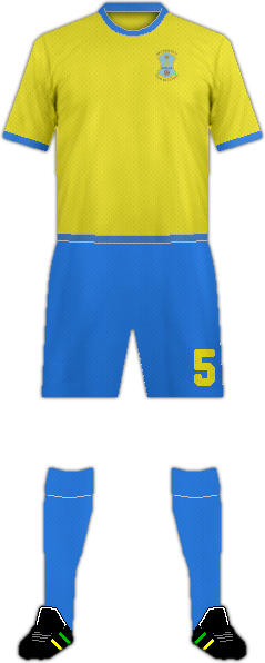 Trikot RECREATIVO NERJA C.F.