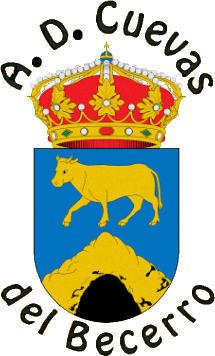Logo of A.D. CUEVAS DEL BECERRO (ANDALUSIA)