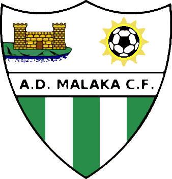 Logo of A.D. MALAKA C.F. (ANDALUSIA)