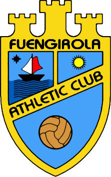 Logo of ATHLETIC CLUB FUENGIROLA (ANDALUSIA)