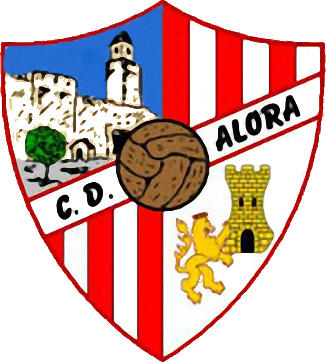 Logo of C.D. ÁLORA (ANDALUSIA)