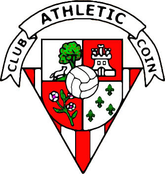Logo of C.D. ATHLETIC DE COIN (ANDALUSIA)