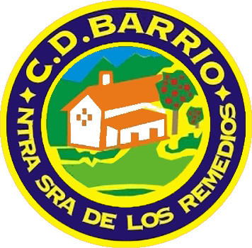 Logo of C.D. BARRIO NTRA SRA DE LOS REMEDIOS (ANDALUSIA)