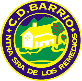 Logo of C.D. BARRIO NTRA, SRA LOS REMEDIOS (ANDALUSIA)