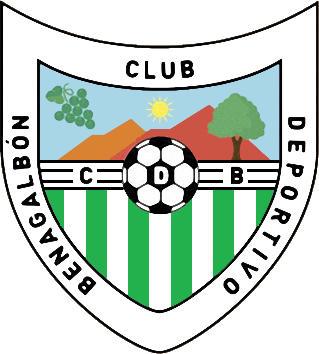 Logo C.D. BENAGALBON (ANDALUSIA)