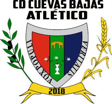Logo of C.D. CUEVAS BAJAS ATLÉTICO (ANDALUSIA)