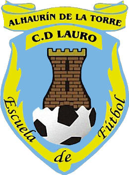 Logo of C.D. LAURO (ANDALUSIA)