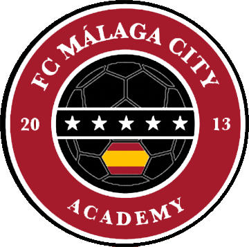 Logo of F.C. MÁLAGA CITY (ANDALUSIA)
