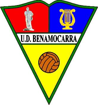 Logo of U.D. BENAMOCARRA (ANDALUSIA)