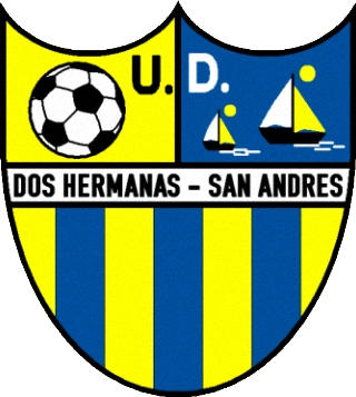 Logo of U.D. DOS HERMANAS S. ANDRES (ANDALUSIA)