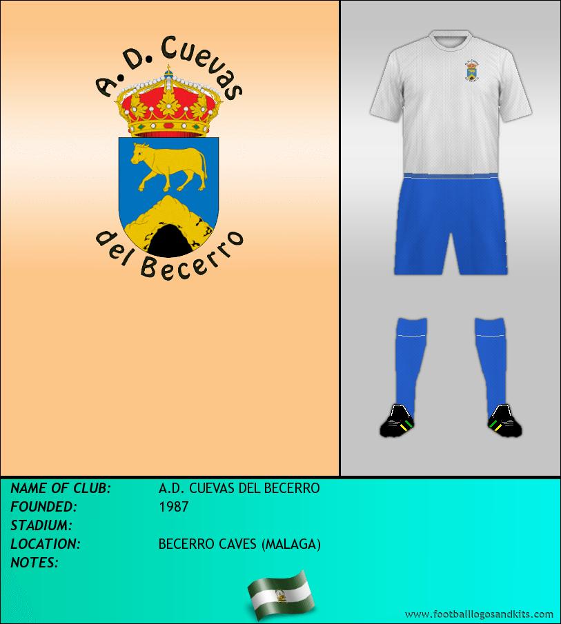 Logo of A.D. CUEVAS DEL BECERRO