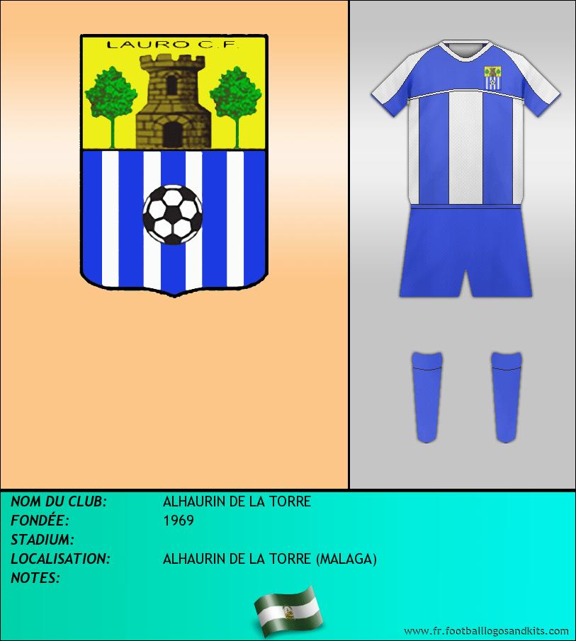Logo de ALHAURIN DE LA TORRE