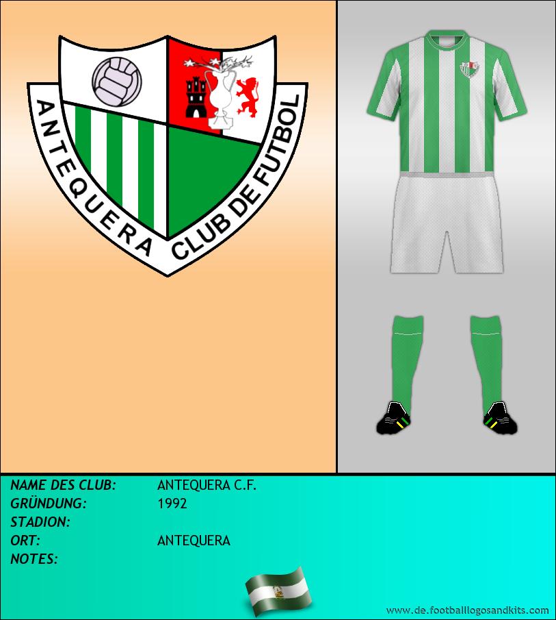 Logo ANTEQUERA C.F.