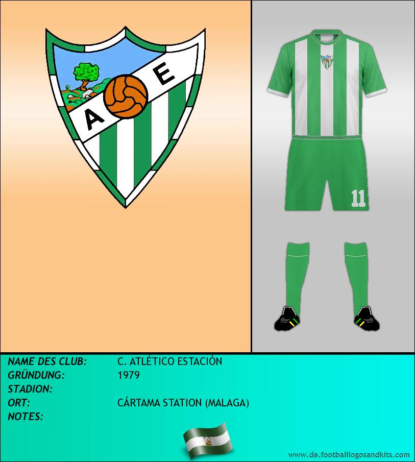 Logo C. ATLÉTICO ESTACIÓN