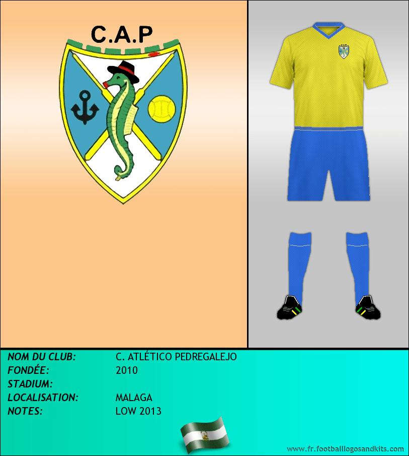 Logo de C. ATLÉTICO PEDREGALEJO