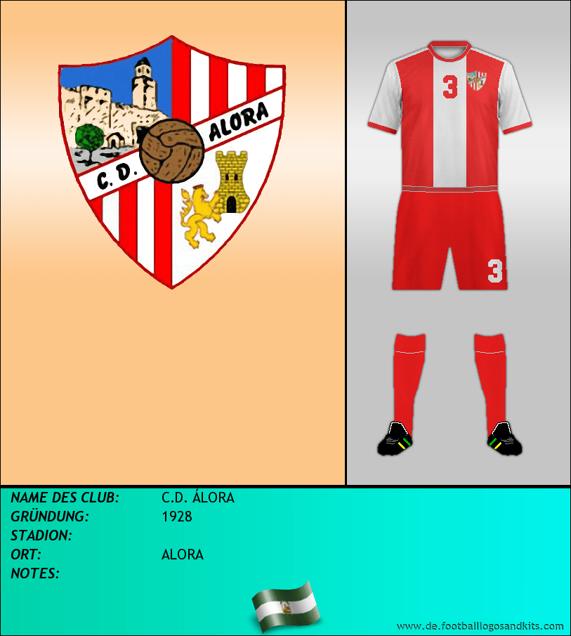 Logo C.D. ÁLORA