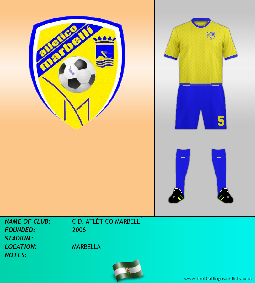 Logo of C.D. ATLÉTICO MARBELLÍ