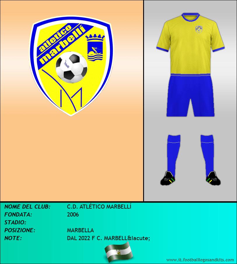 Logo di C.D. ATLÉTICO MARBELLÍ