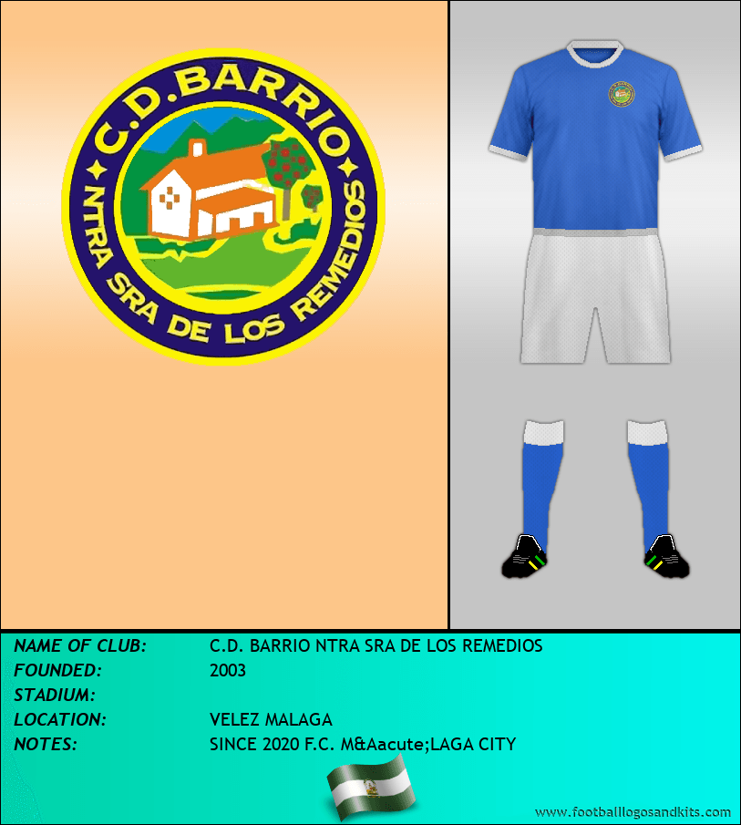 Logo of C.D. BARRIO NTRA SRA DE LOS REMEDIOS