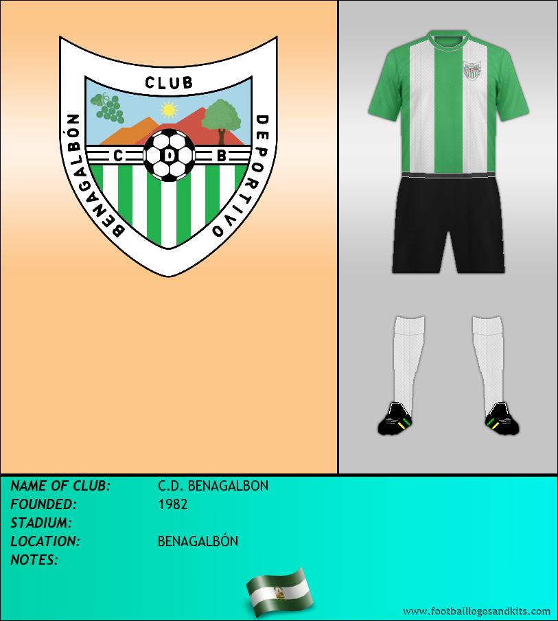 Logo of C.D. BENAGALBON