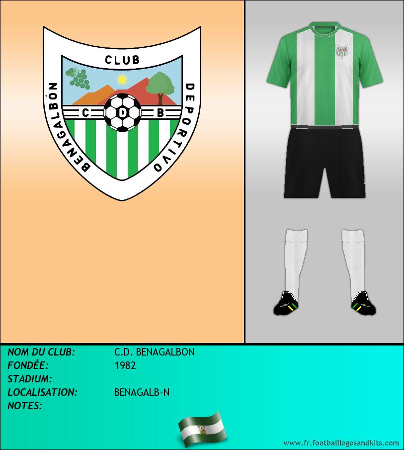 Logo de C.D. BENAGALBON