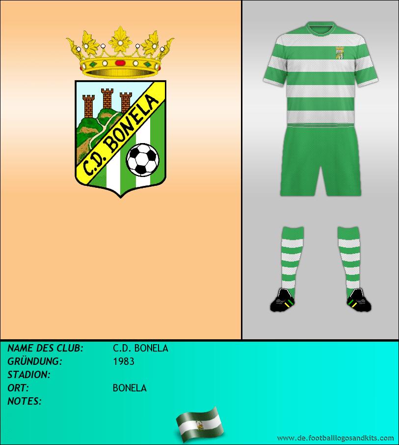 Logo C.D. BONELA