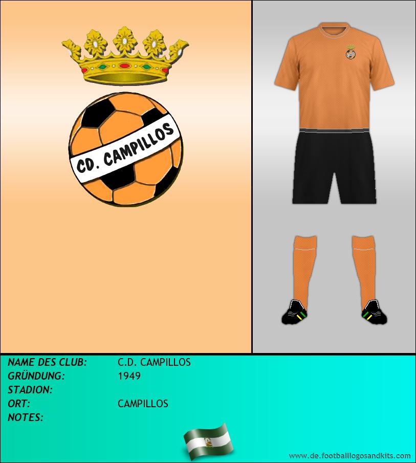 Logo C.D. CAMPILLOS