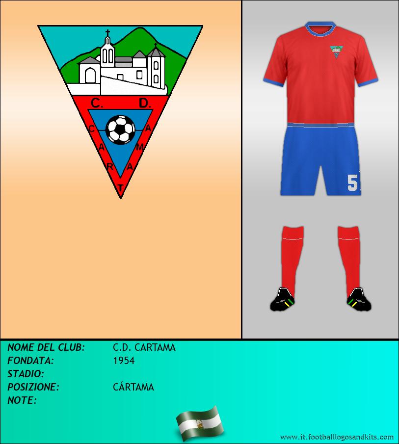 Logo di C.D. CARTAMA
